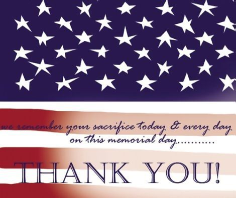 Memorial Day Greeting Quotes