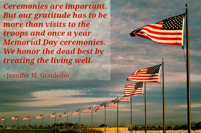 Memorial Day Quotes and Sayings