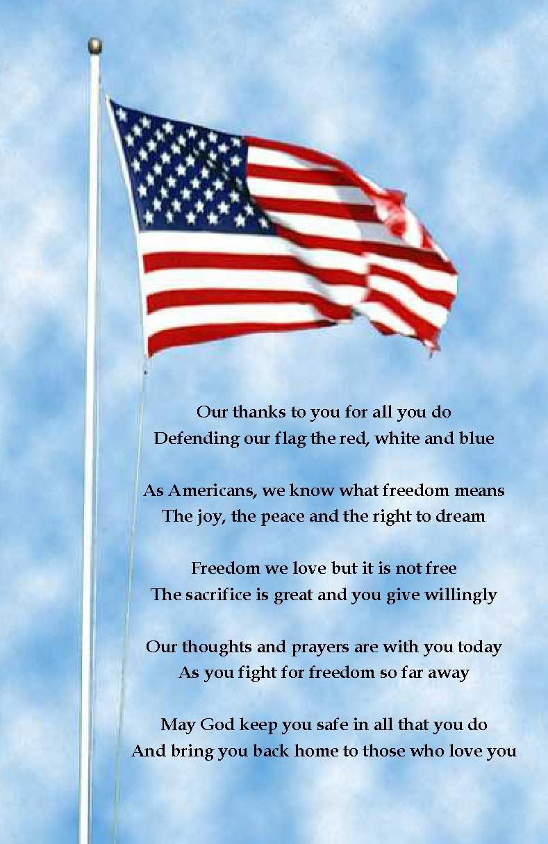 Memorial Day Saying Of Thanks