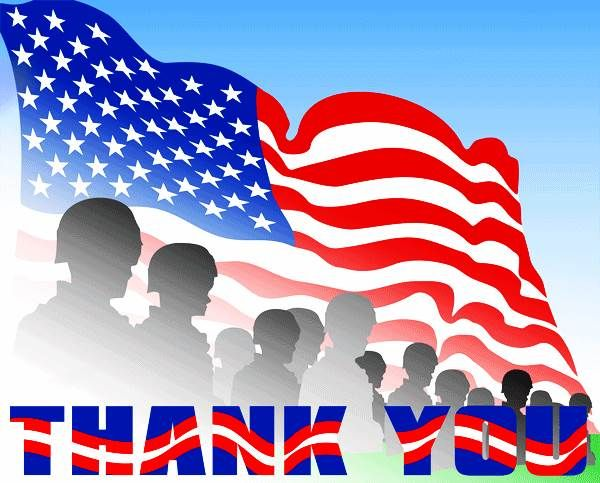 Memorial Day Thank You Clip Art