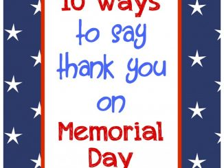 Memorial Day Thank You Trust Quotes