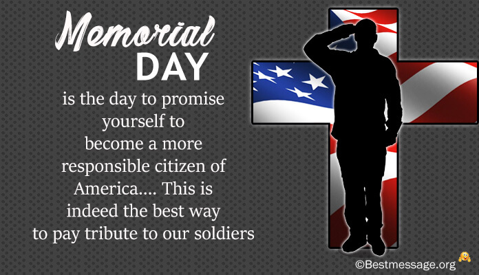 Memorial Day Wishes Greetings