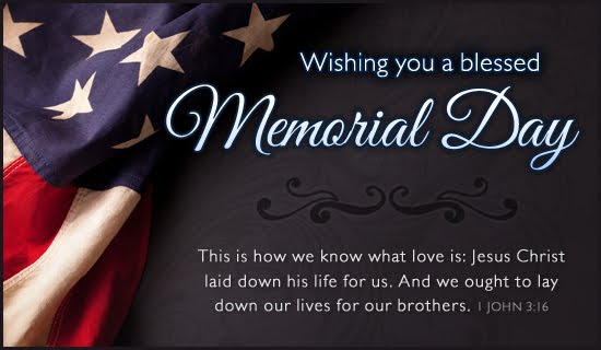 Memorial Day Wishes Poems