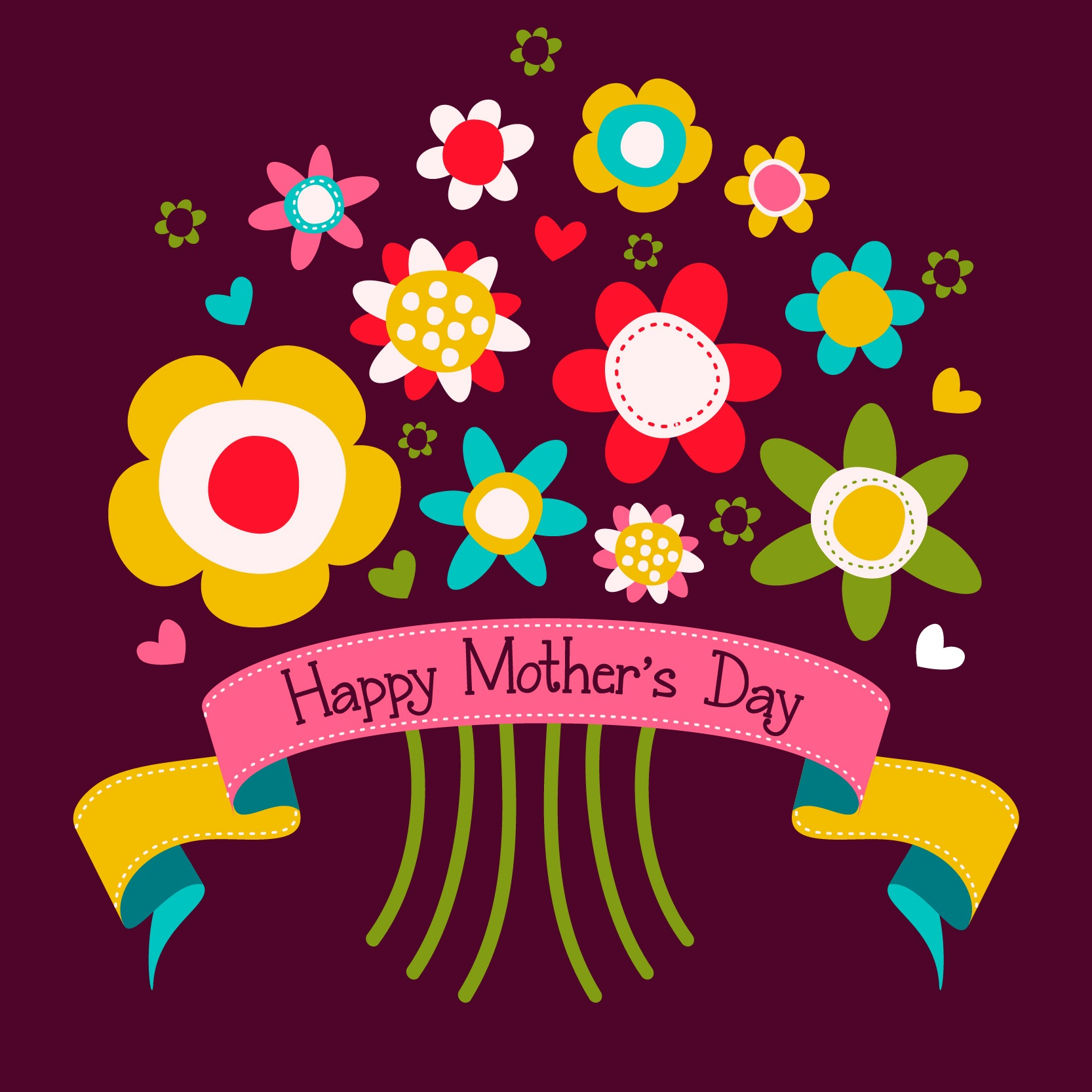 Mother's Day Inspirational Wallpaper