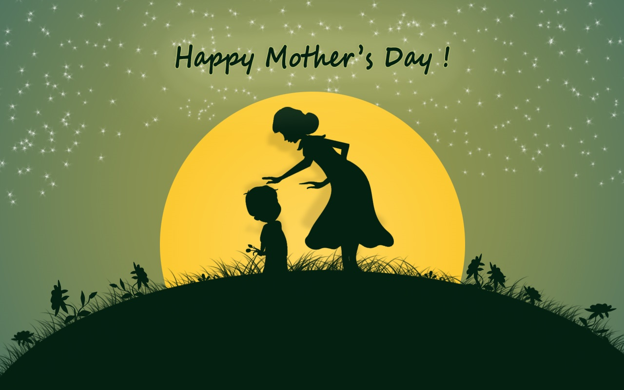 Mother Days HD Wallpaper