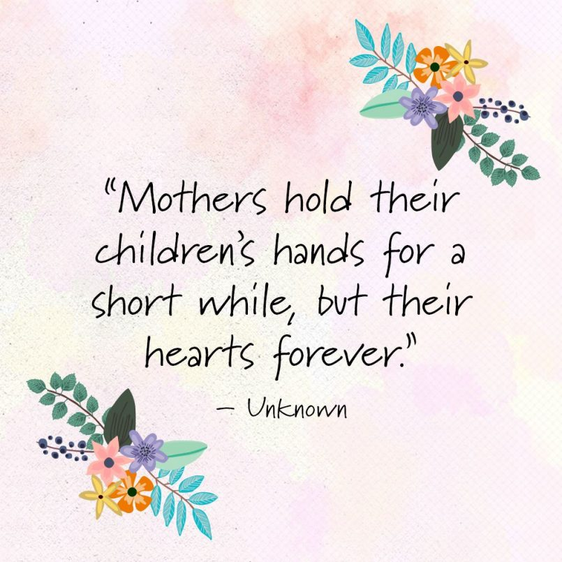 Mothers Day Card Love Quotes