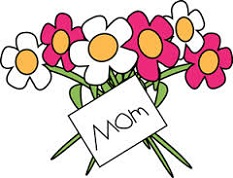 Mothers Day Clip Art Frame