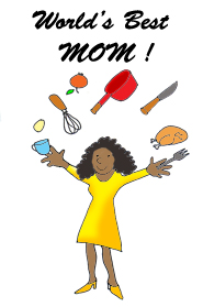 Mothers Day Clip Art Pictures