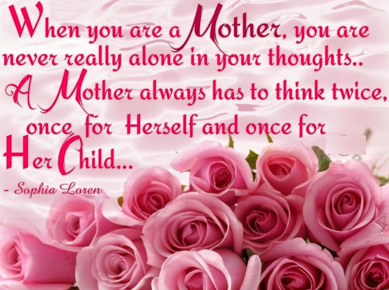Mothers Day Message Happiness Quotes
