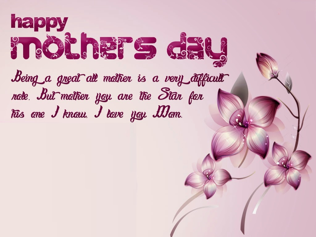 Mothers Day Pic Card Message For Wife