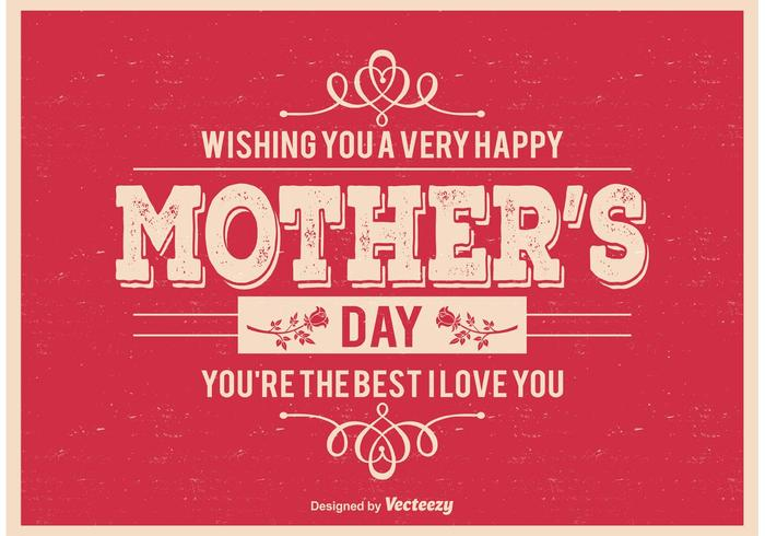Mothers Day Poster Drawing