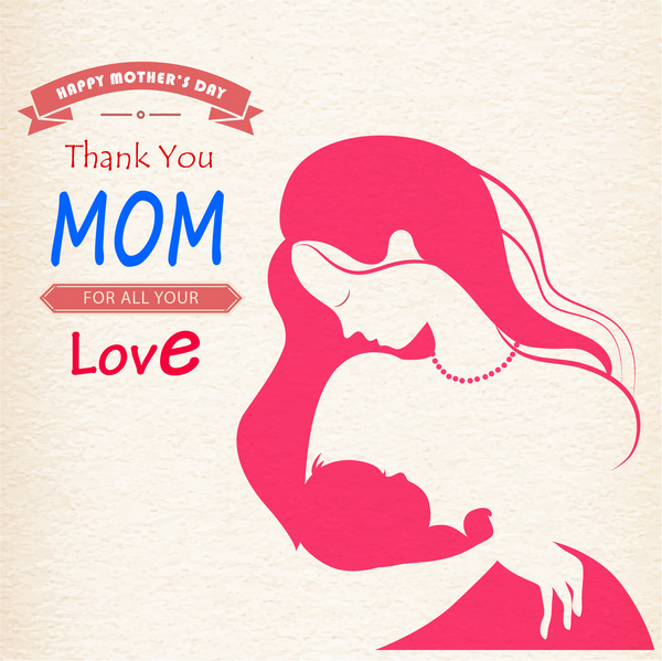 Mothers Day Poster for Kids