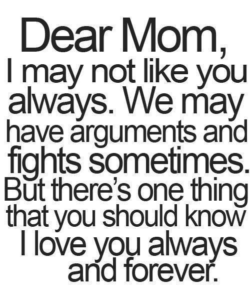 Mothers Day Quotes From Daughter For Facebook