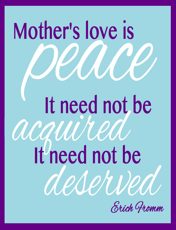 Mothers Day Special Thought