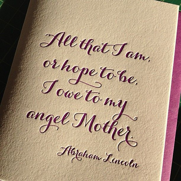 Mothers Day Thought Wallpaper
