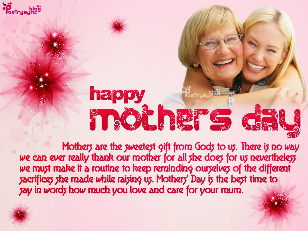 Mothers Day Wishes From Daughter