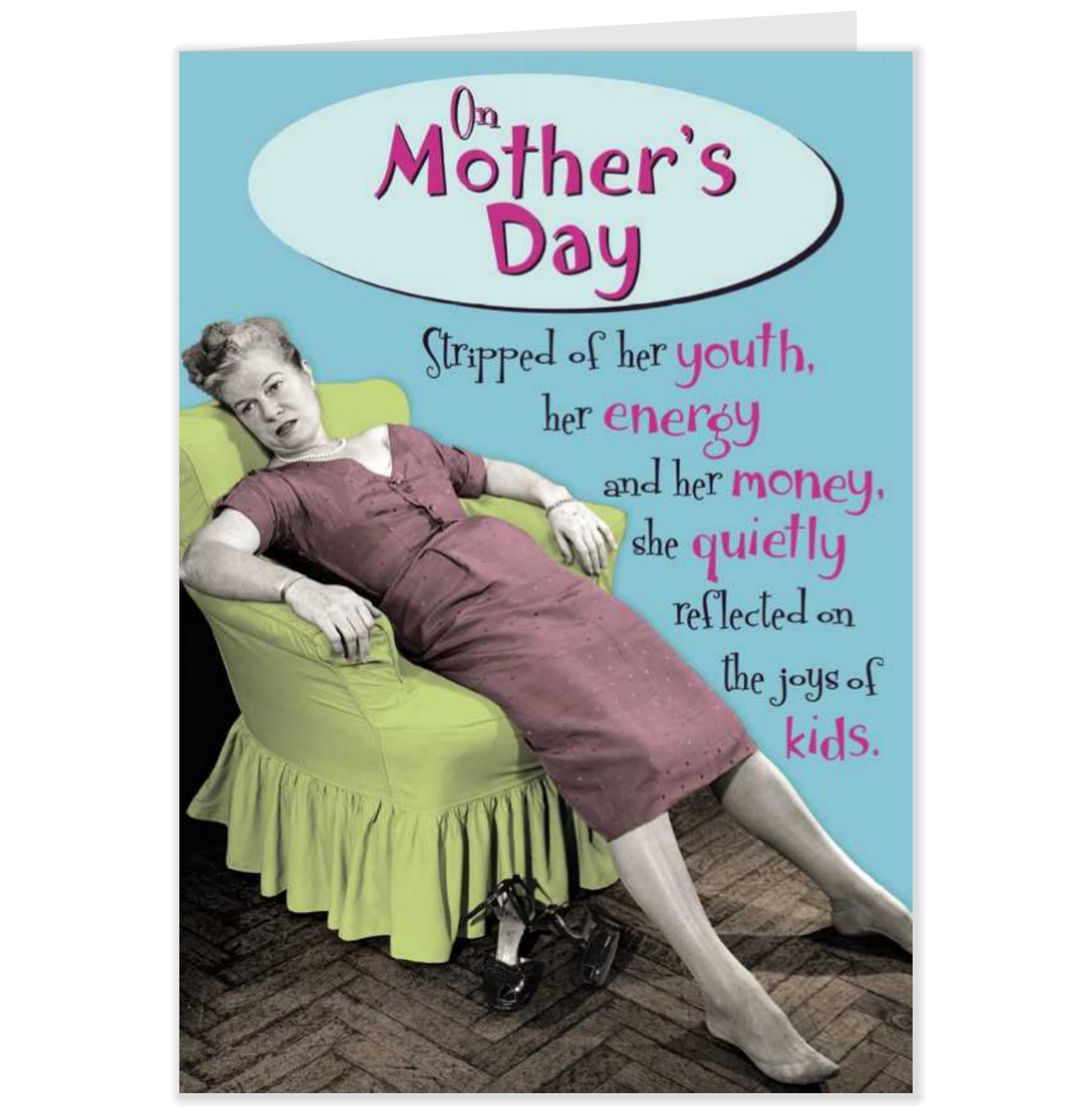 Mothers Day Wishes Funny E-cards