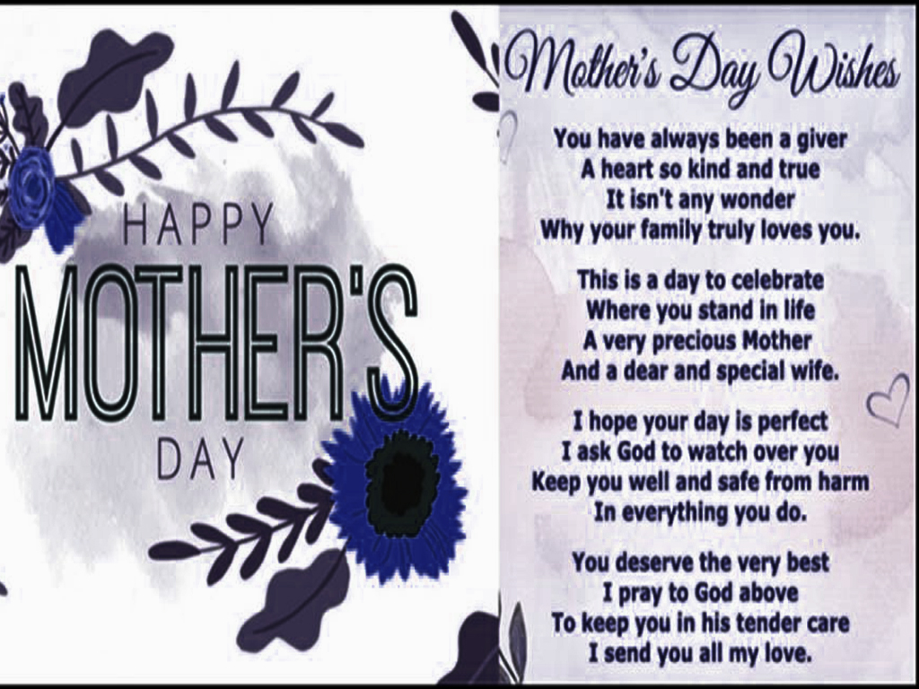 Mothers Day Wishes Heart Touching Poem