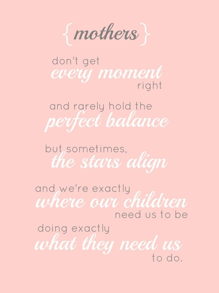 Quote For Mom From Daughter Mother Day