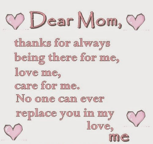 Special Mothers Day Thought
