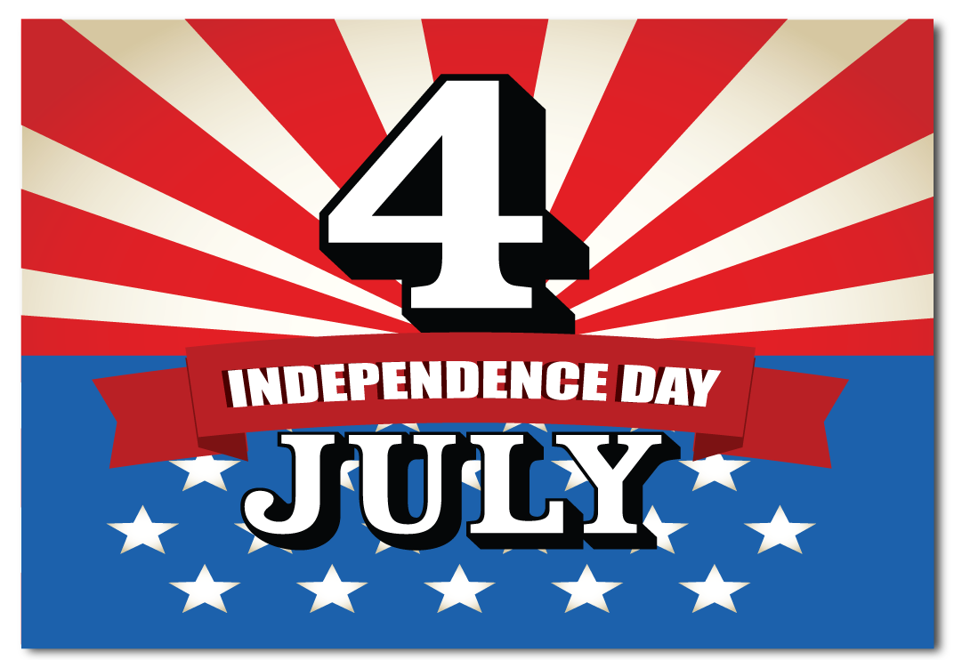 4th of July Fourth of July Cards