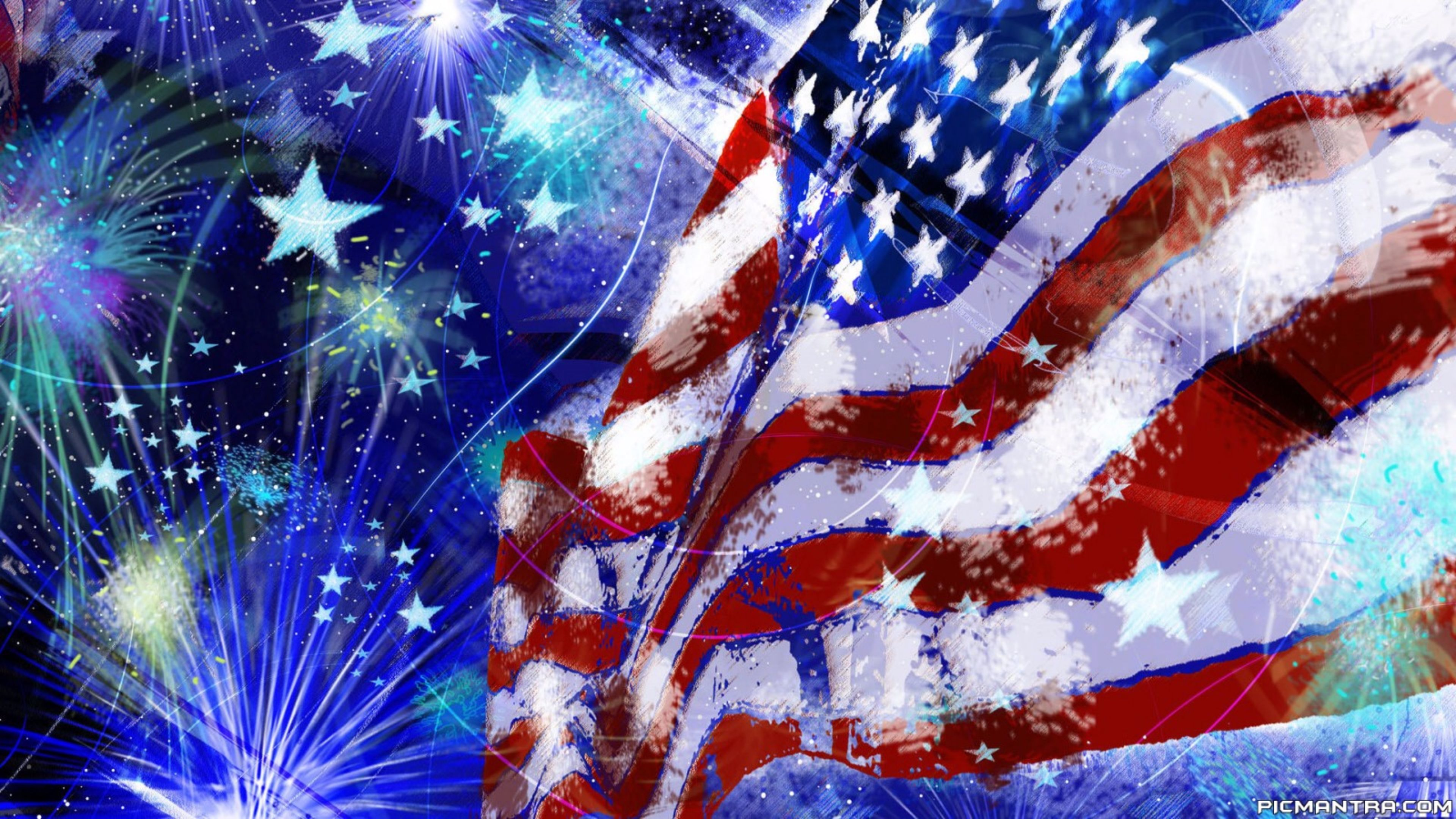4th of July Wallpaper Free
