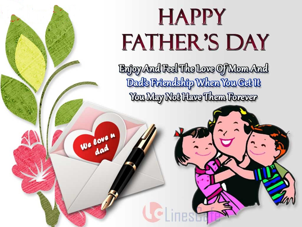 Best Fathers Day HD Images From Daughter
