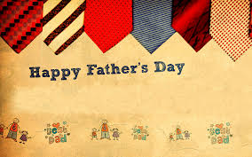 Fathers Day Background Wallpaper Colorful Tie
