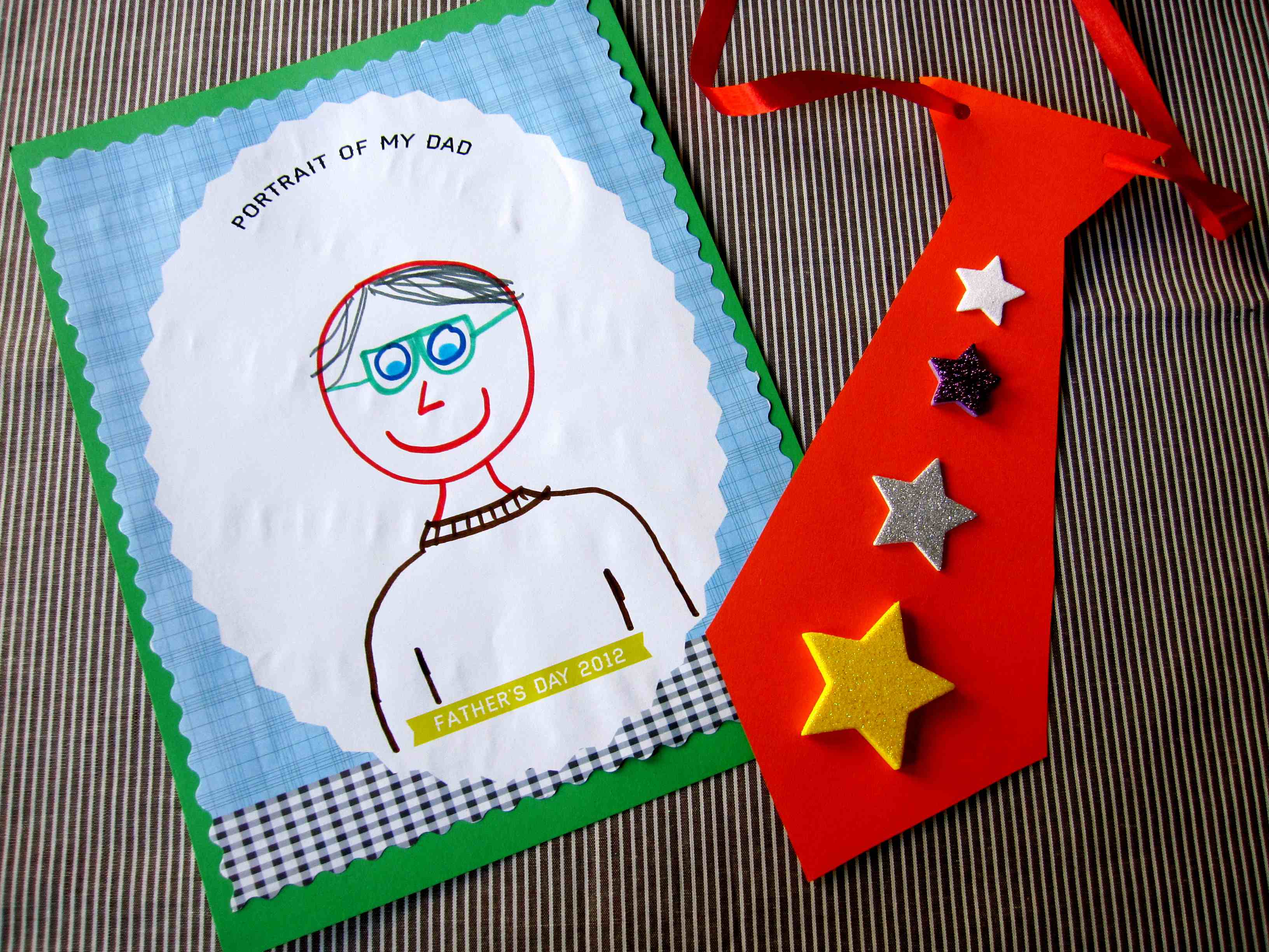 Fathers Day Craft Story