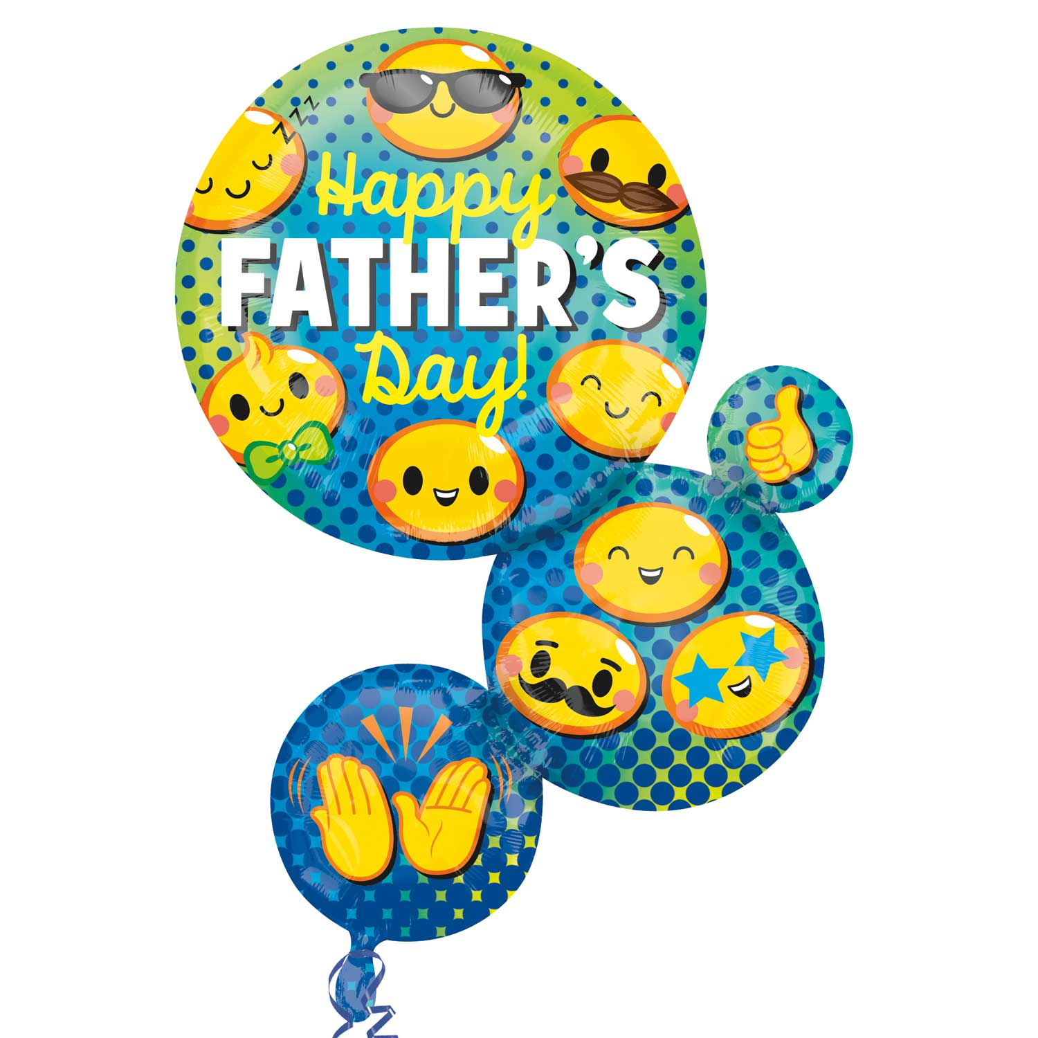 Fathers Day Emoji Party Supplies