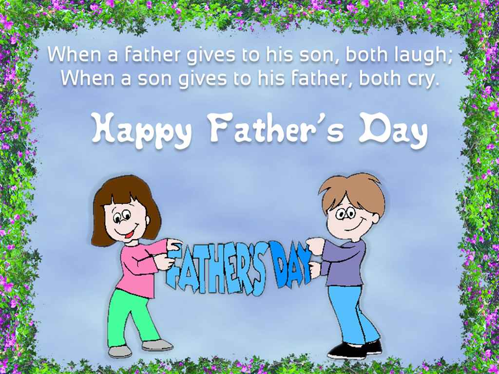 Fathers Day Funny Quotes Wallpaper