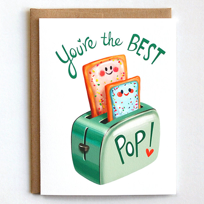 Fathers Day Greetings You Are Best POP