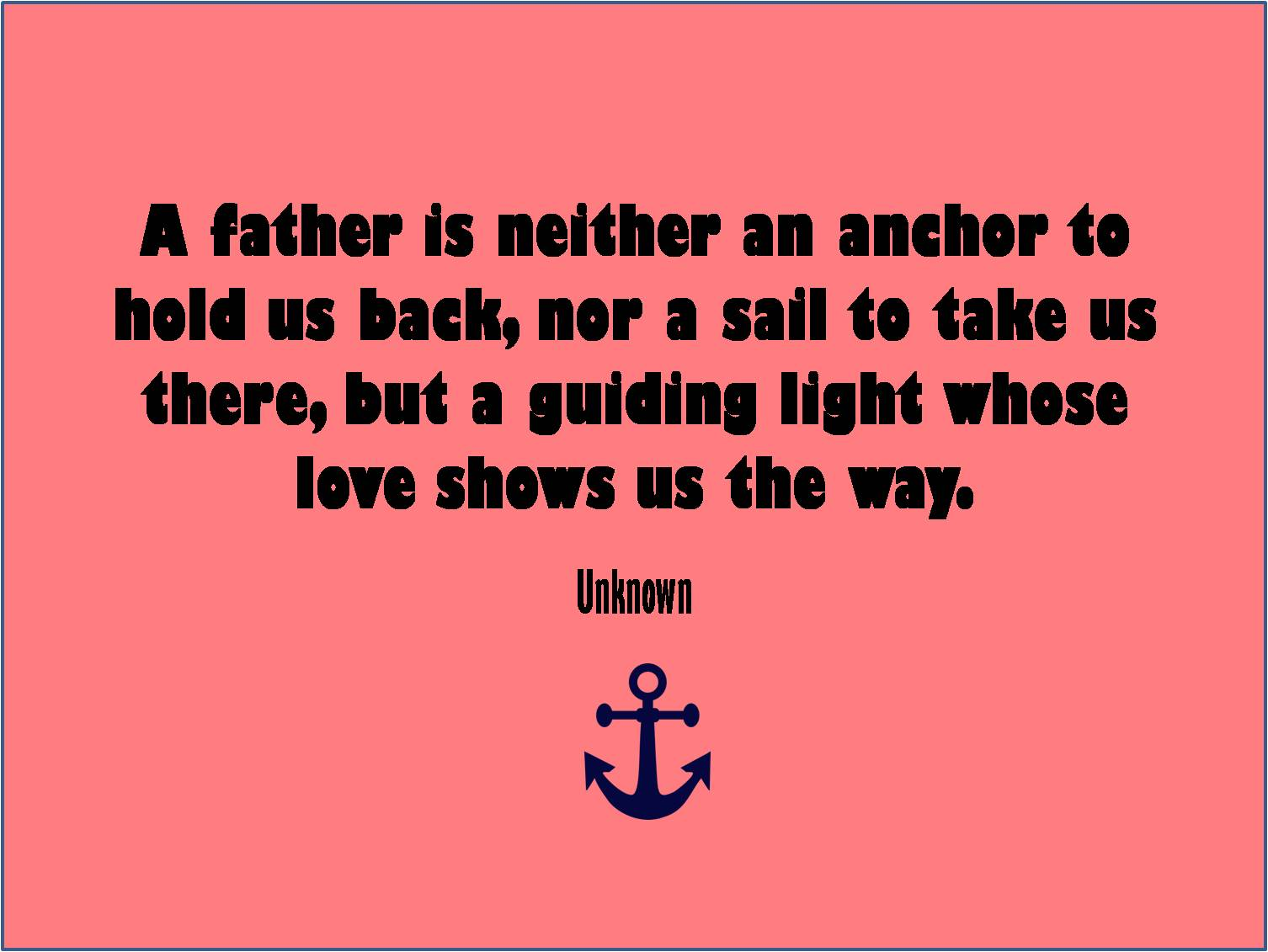 Fathers Day Love Quotes