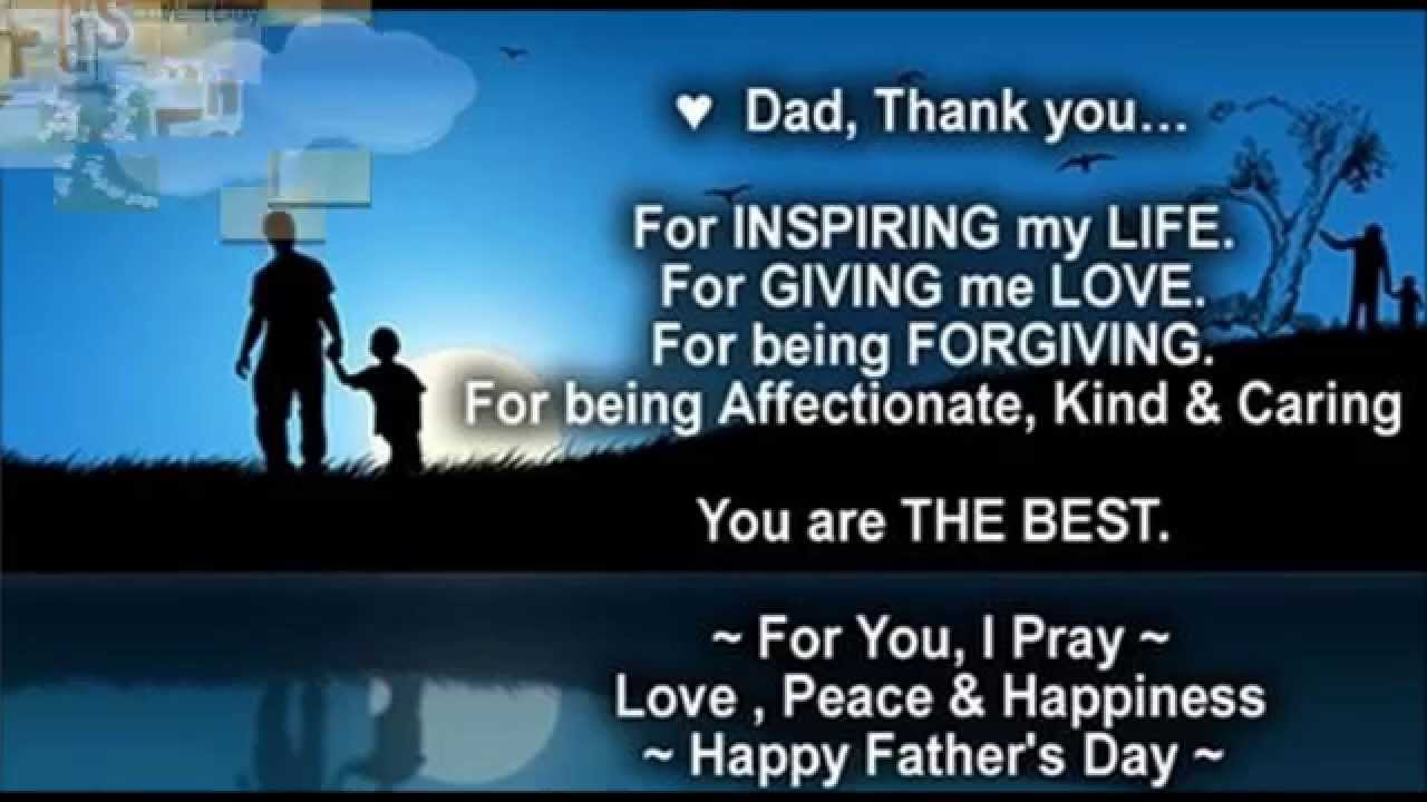 Fathers Day Quotes Inspiring My Life