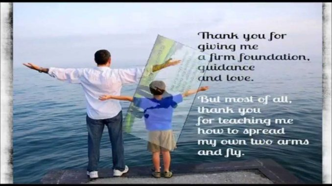 Fathers Day Quotes In Hindi and English