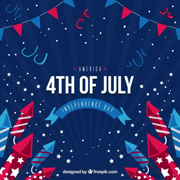 Fourth of July Background Images