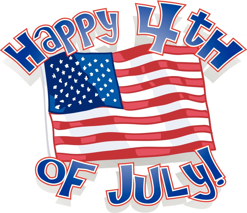 Fourth of July Happy 4th of July Clipart