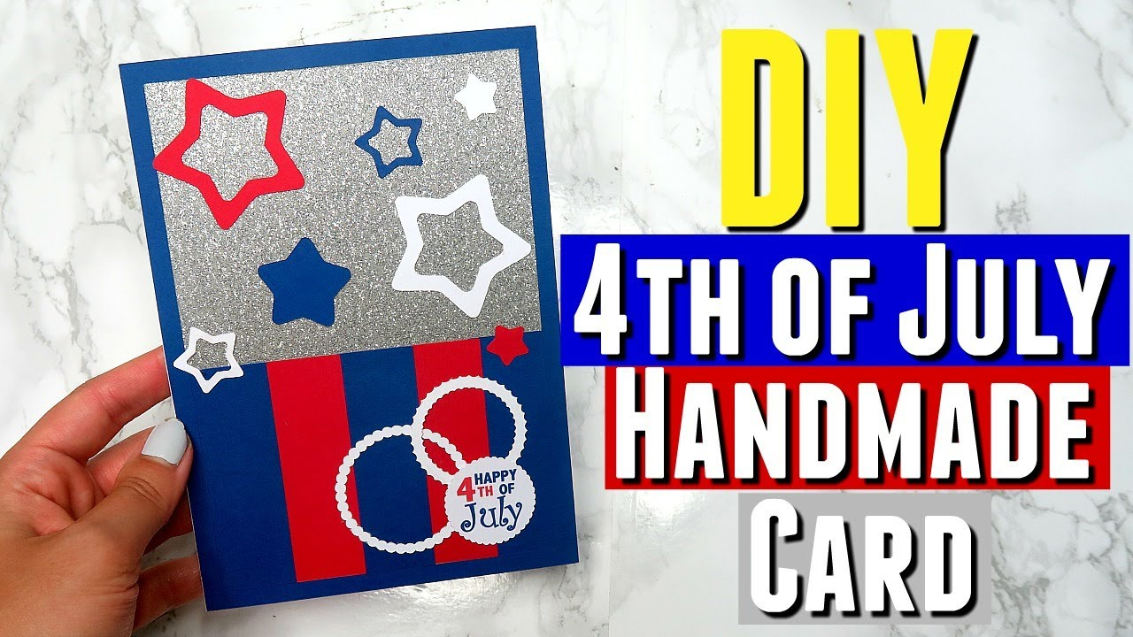 Happy 4th of July Cards For WhatsApp