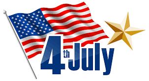 Happy 4th of July Clipart Photos