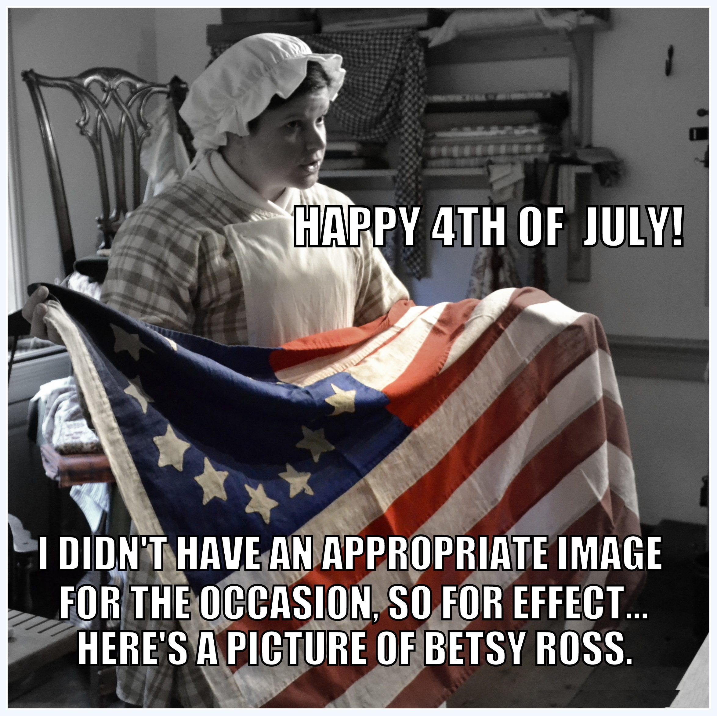 Happy 4th of July Meme For Friends
