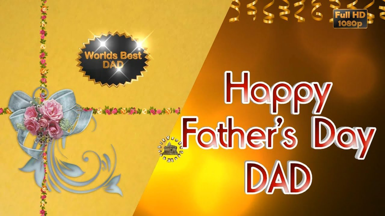 Happy Fathers Day Whatsapp Status Cute