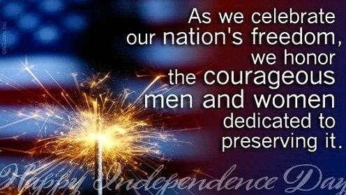 Happy Fourth of July Images Quotes
