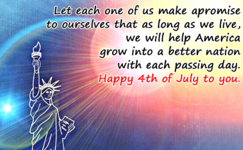 July 4th message 2019
