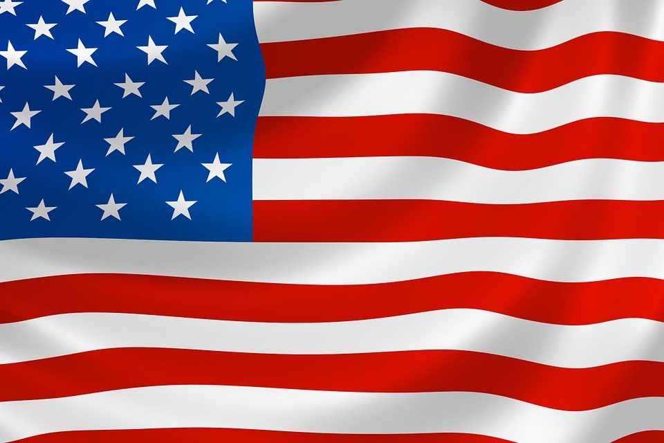 USA Flag Pictures To Print