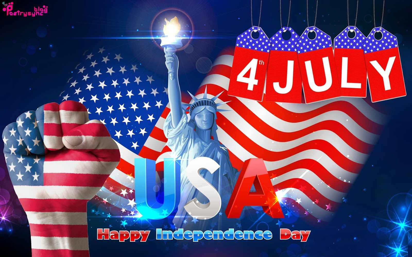 USA Happy Independence Day Images