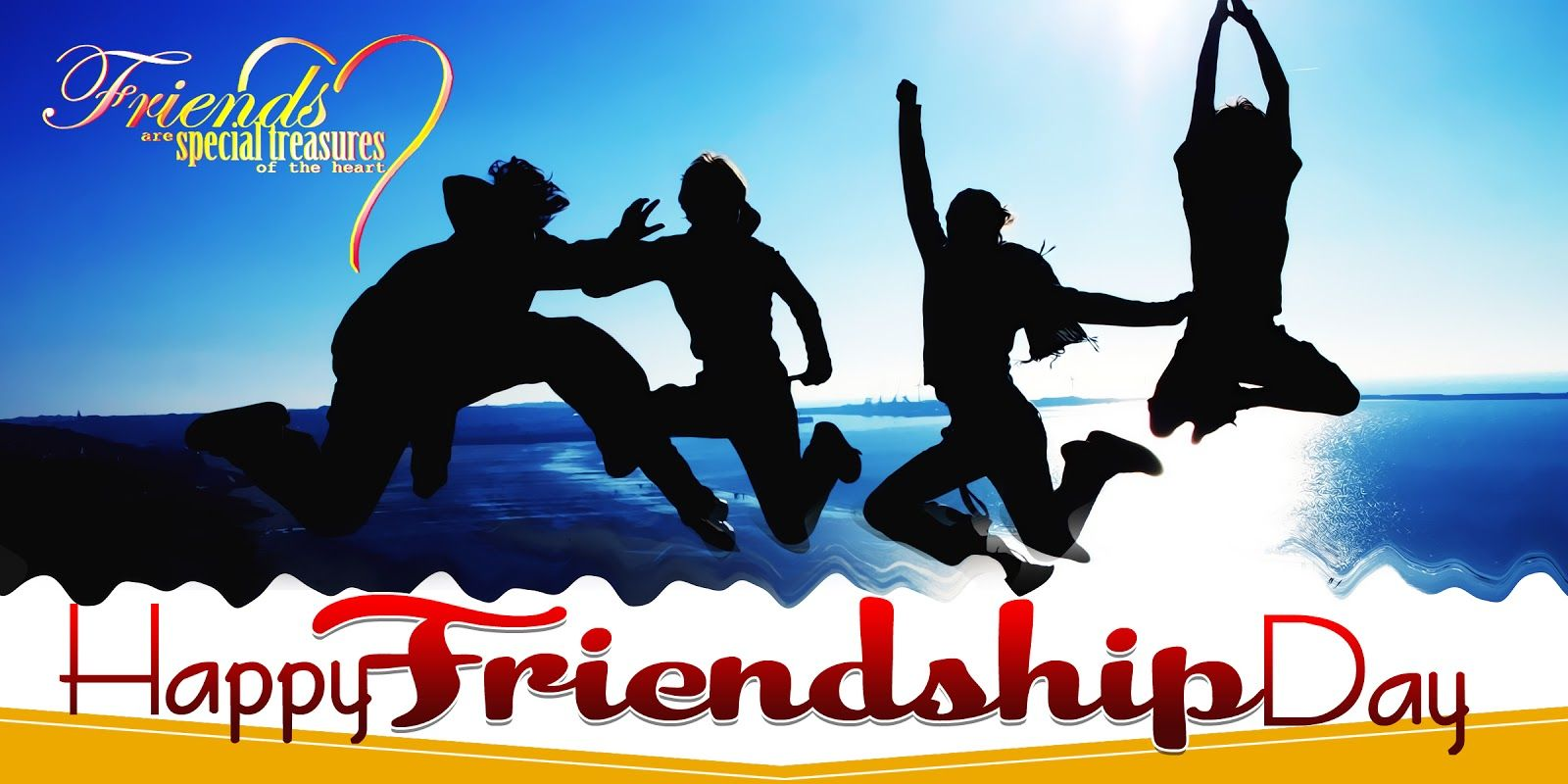Belated Happy Friendship Day Message