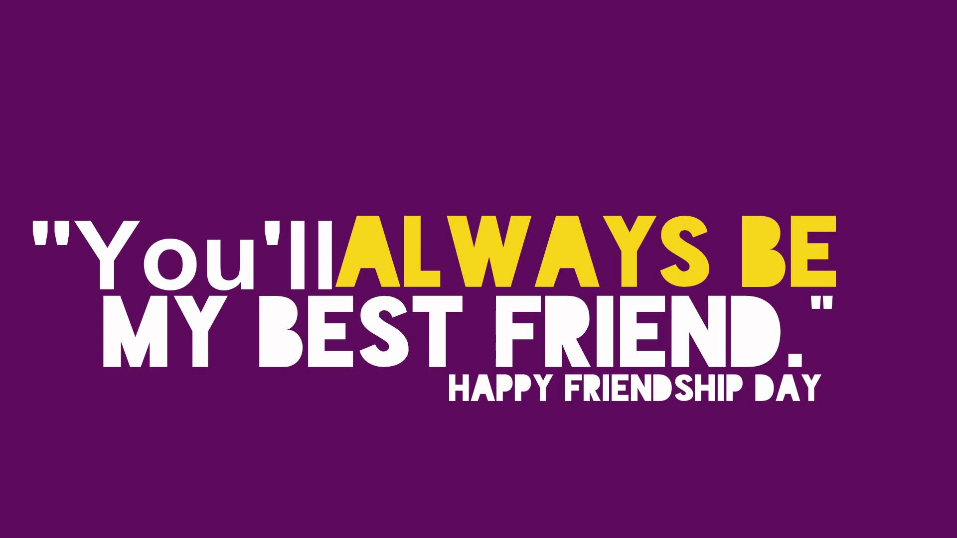 Best Friendship Day Pictures Wishes