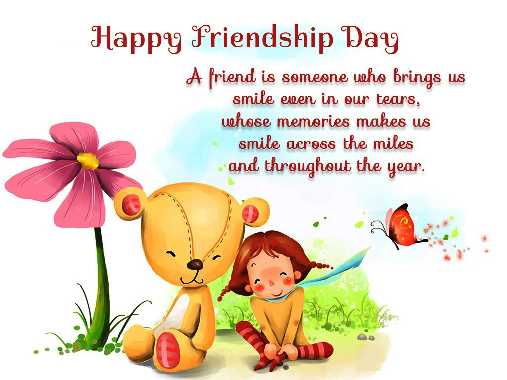 Free Friendship Day Funny Quotes Pics