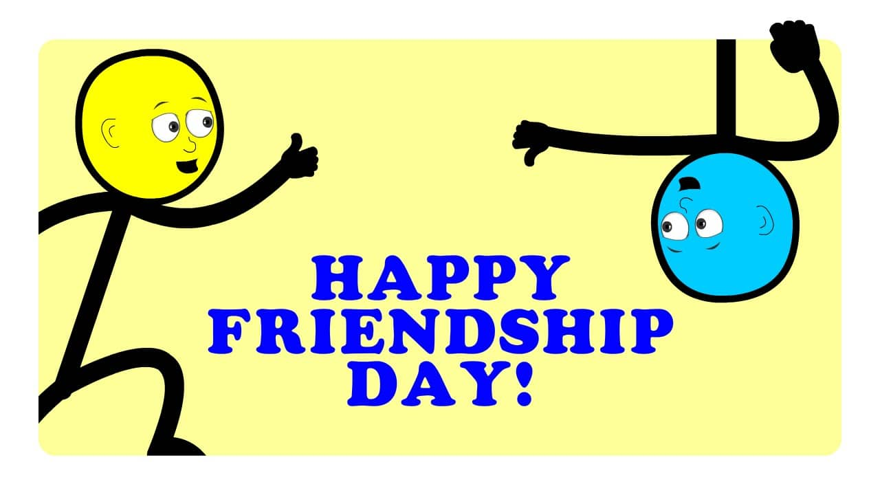 Friendship Day 2019 Gif