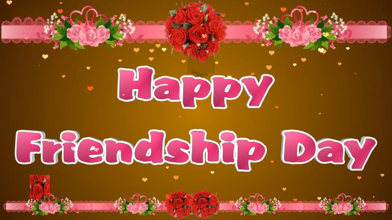 Friendship Day 2019 In India